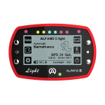 ALFANO 6 GPS-BLUETOOTH (UNA TEMPERATURA)