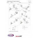 * CATALOG BIREL ART *IMPIANTI FRENO R -BRAKE SYSTEMS R*