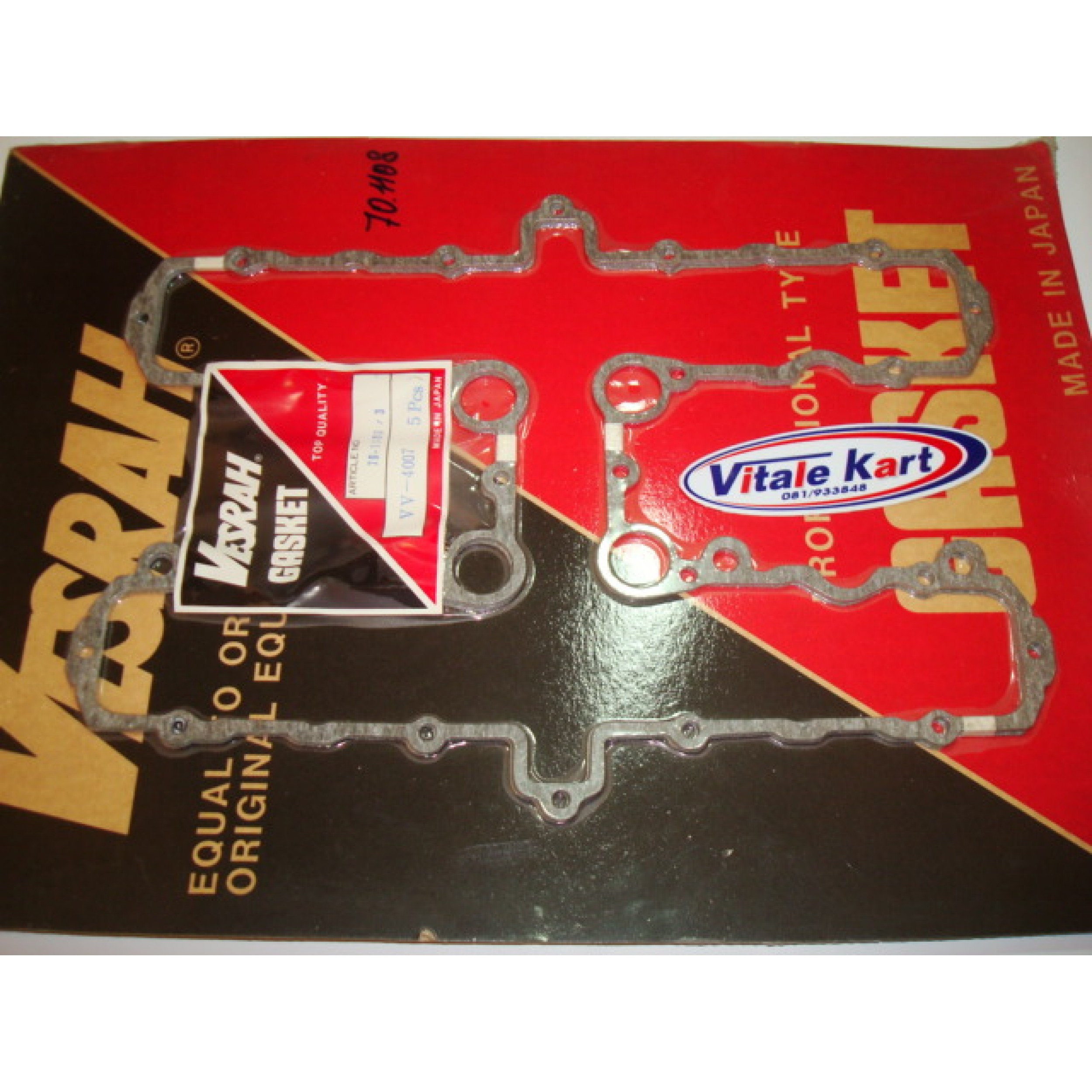 MOTORCYCLE GASKETS / REEDS