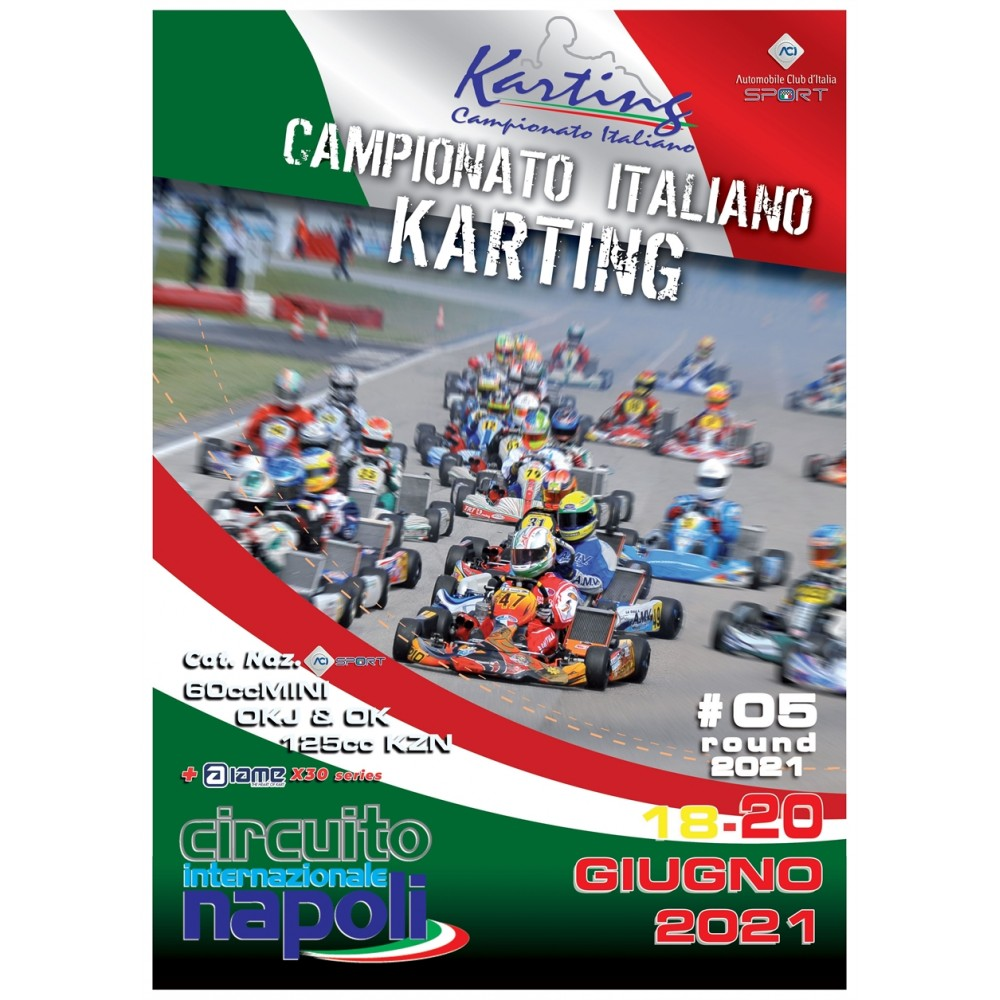 ITALIAN CHAMPIONSHIP PROGRAM 2020